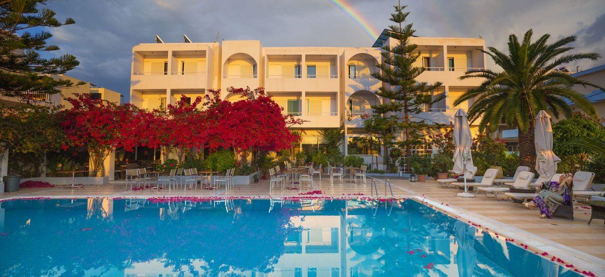 exteriors Kyparissia Beach Hotel | Kyparissia Messinia Greece